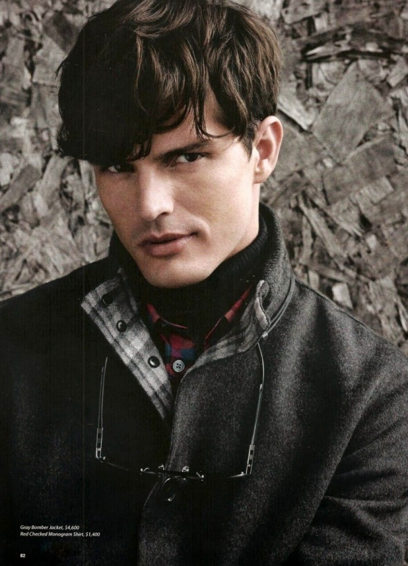 Diego Miguel @ Louis Vuitton - Essential Homme 01