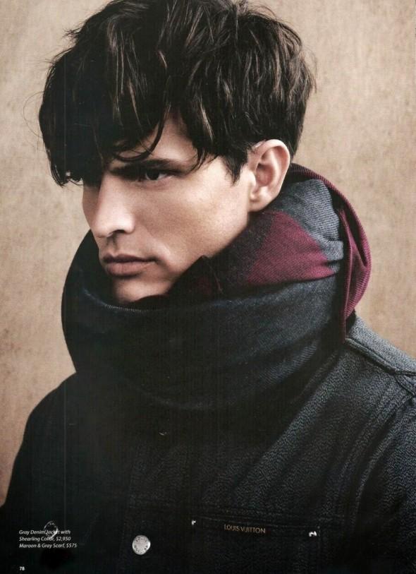 Diego Miguel @ Louis Vuitton - Essential Homme 03