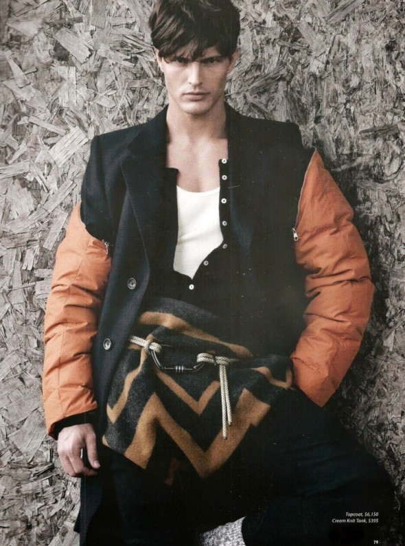 Diego Miguel @ Louis Vuitton - Essential Homme 05