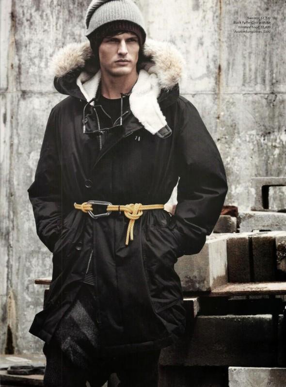 Diego Miguel @ Louis Vuitton - Essential Homme 06