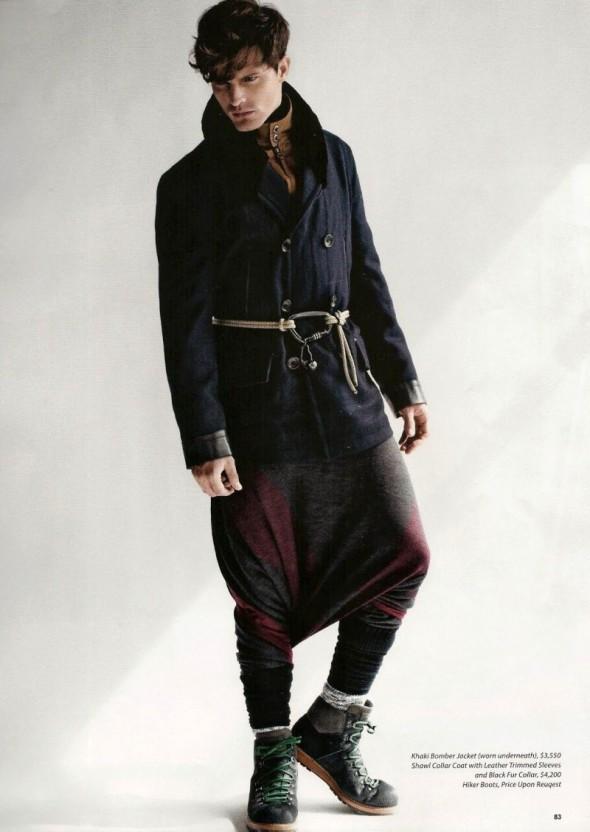 Diego Miguel @ Louis Vuitton - Essential Homme 08