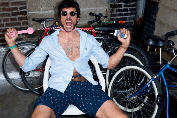 Andrés Velencoso @  Sergio K. by Terry Richardson 05