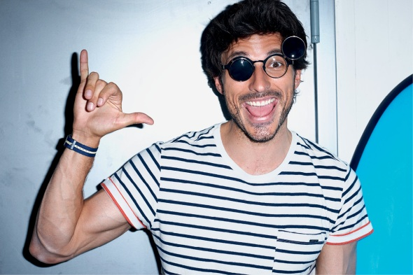 Andrés Velencoso @  Sergio K. by Terry Richardson 06