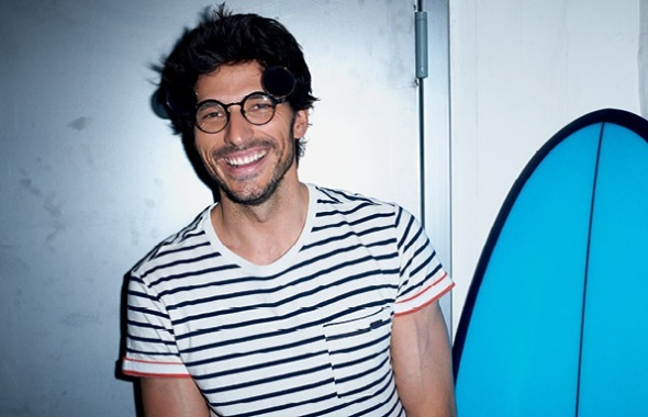 Andrés Velencoso @  Sergio K. by Terry Richardson 08