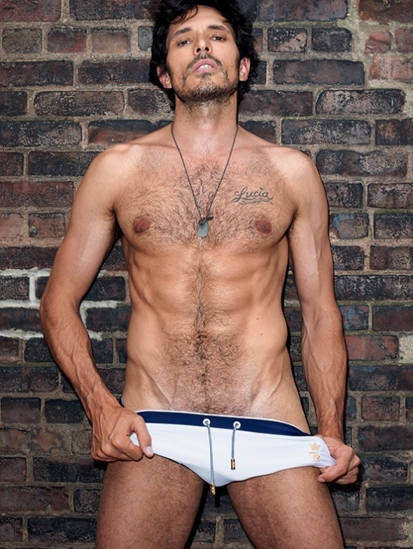 Andrés Velencoso @  Sergio K. by Terry Richardson 10