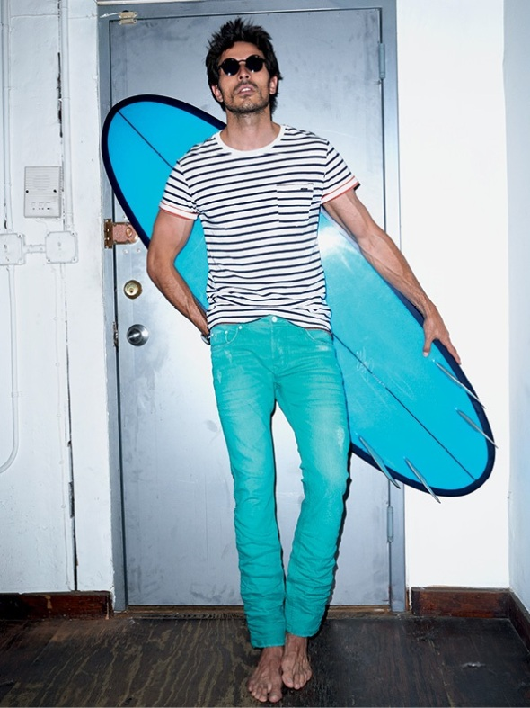 Andrés Velencoso @  Sergio K. by Terry Richardson 17