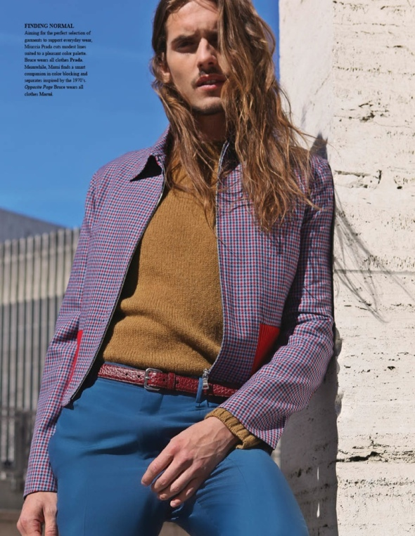 Bruce Machado @ The Fashionisto Magazine by Oscar Correcher 02