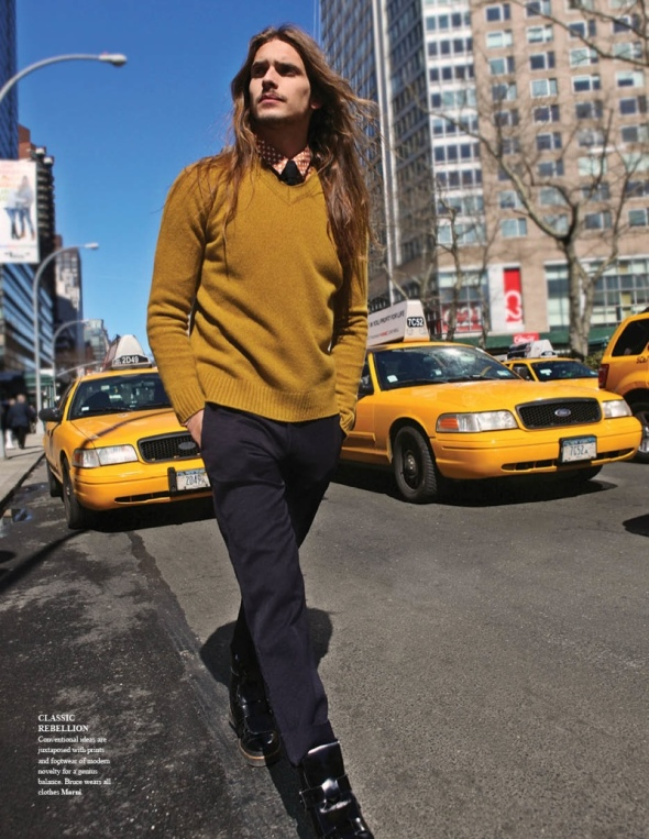 Bruce Machado @ The Fashionisto Magazine by Oscar Correcher 04