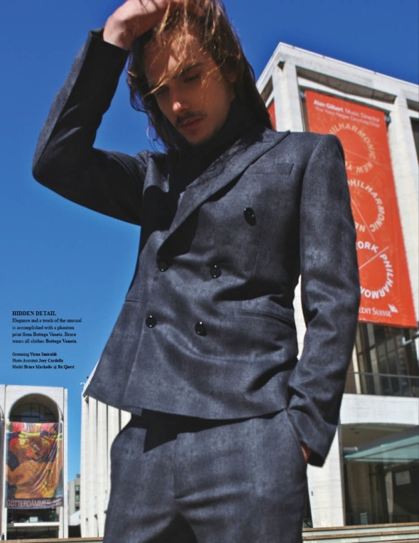 Bruce Machado @ The Fashionisto Magazine by Oscar Correcher 06