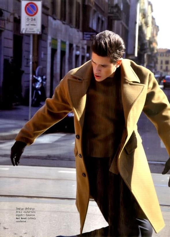 Diego Fragoso @ Harper's Bazaar Men Thailand 02