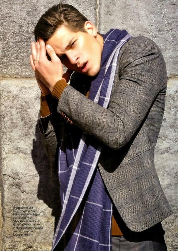 Diego Fragoso @ Harper's Bazaar Men Thailand 04