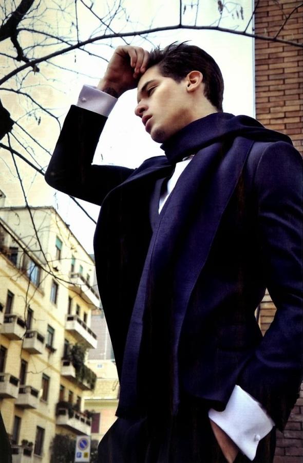 Diego Fragoso @ Harper's Bazaar Men Thailand 06