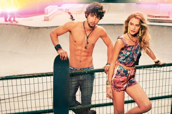 Pablo Morais @ Claudia Rabelo Jeans by Marcio Rodrigues 01