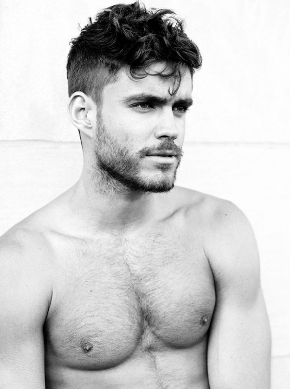 Caio César @ Made in Brazil Magazine #7 by Greg Vaughan 01