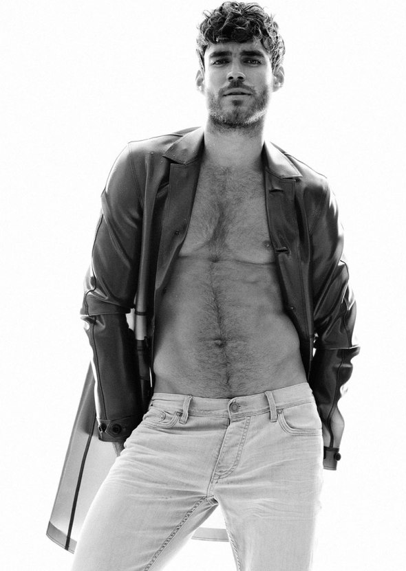 Caio César @ Made in Brazil Magazine #7 by Greg Vaughan 02