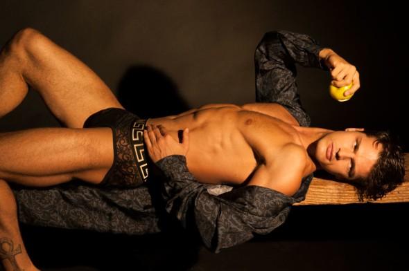 Diego Miguel @ Flaunt Magazine by Branislav Jankic 02