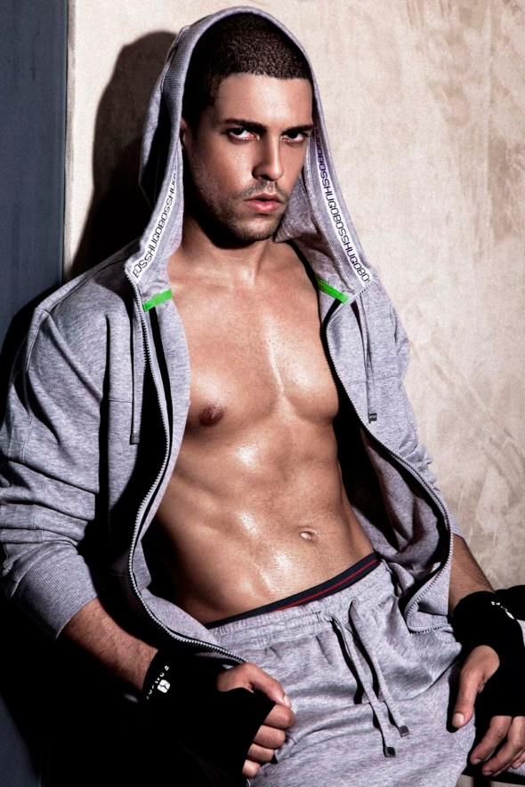 Guilherme Costa @ Men's Fitness by Tayfun Cetinkaya 01