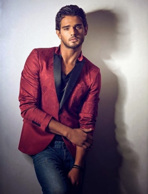 Marlon Teixeira @ L'Officiel Hommes Middle East #1 by Belinda Muller 03