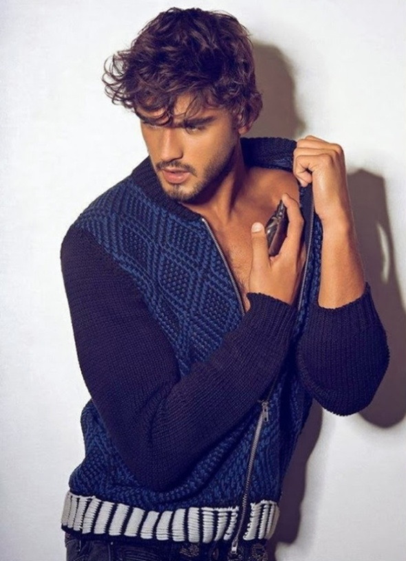 Marlon Teixeira @ L'Officiel Hommes Middle East #1 by Belinda Muller 04