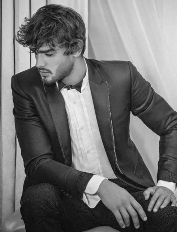 Marlon Teixeira @ L'Officiel Hommes Middle East #1 by Belinda Muller 05