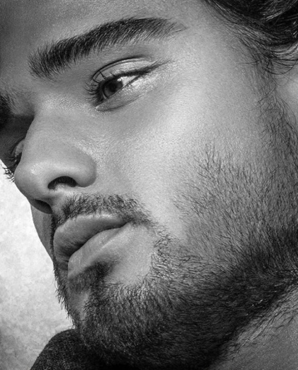 Marlon Teixeira @ L'Officiel Hommes Middle East #1 by Belinda Muller 09