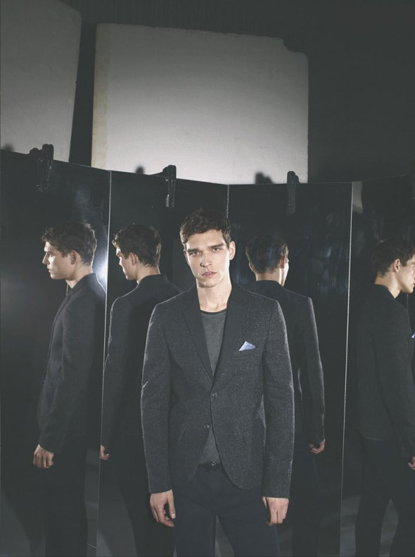 Alex Cunha @ Pull & Bear Reflections by Xavi Muntaner 01