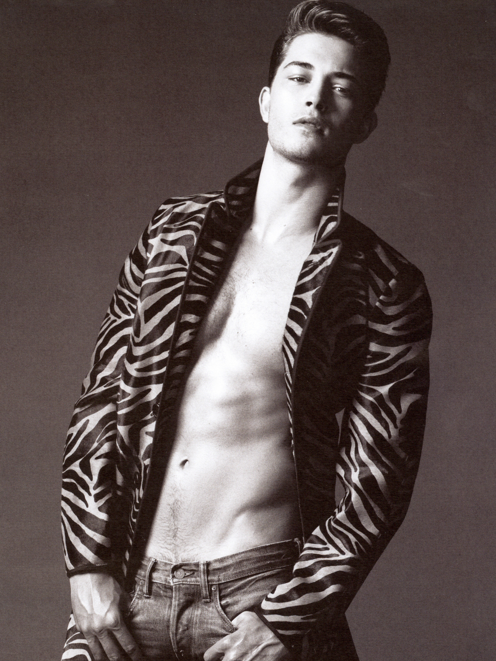 Editorial | Francisco Lachowski by Greg Vaughan Made In