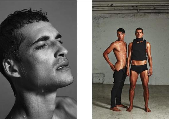 Jean Carlos Santos + Rodrigo Braga @ Made in Brazil Magazine #7 by Michael Schwartz 07