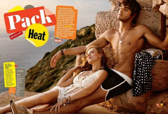 Marlon Teixeira @ GQ Magazine by Carter Smith 01
