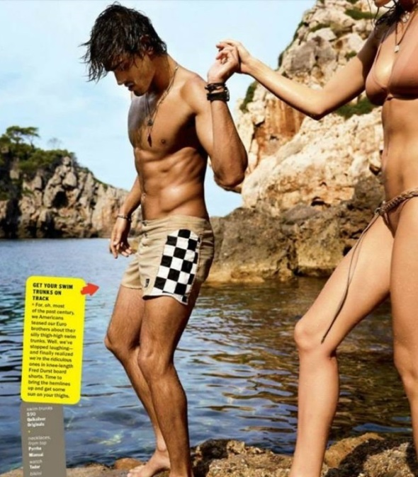 Marlon Teixeira @ GQ Magazine by Carter Smith 04