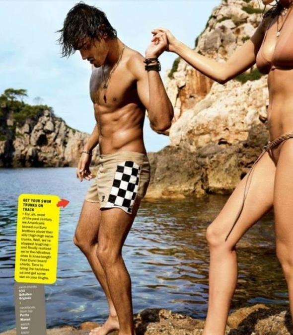 Marlon Teixeira @ GQ Magazine by Carter Smith 04