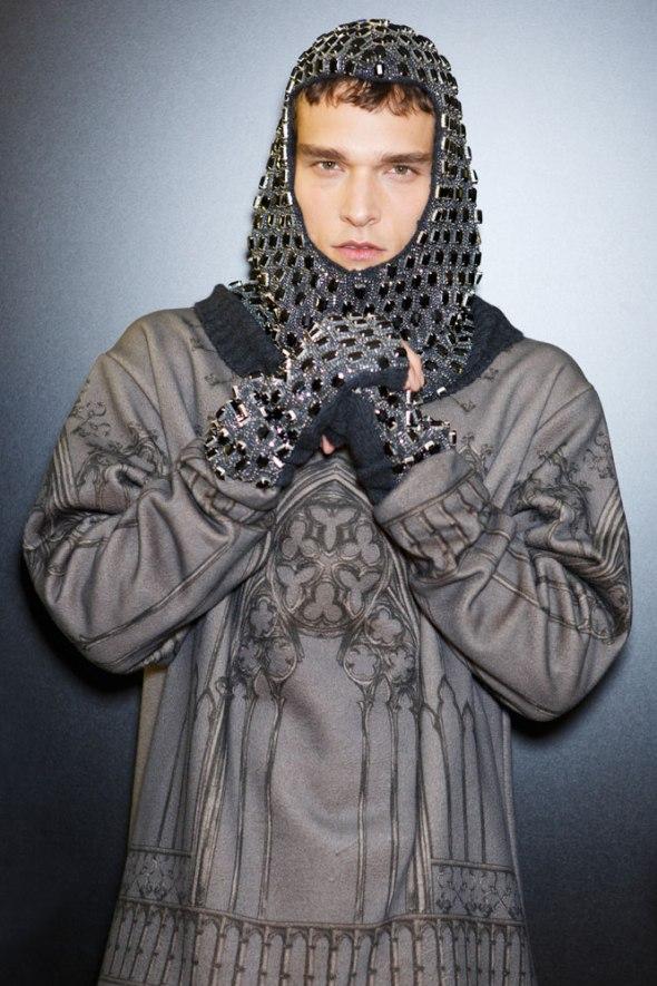 Alexandre Cunha @ Dolce&Gabbana Milano FW14 01