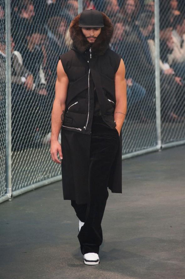 Givenchy @ Paris-Prêt-à-Porter FW14 16