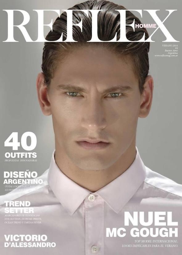 Nuel McGough @ Reflex Homme #4 01