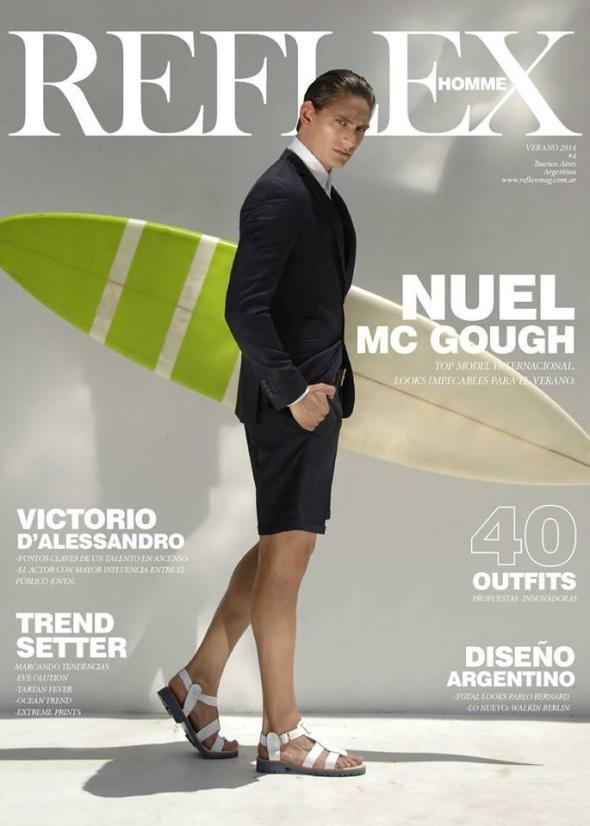 Nuel McGough @ Reflex Homme #4 02