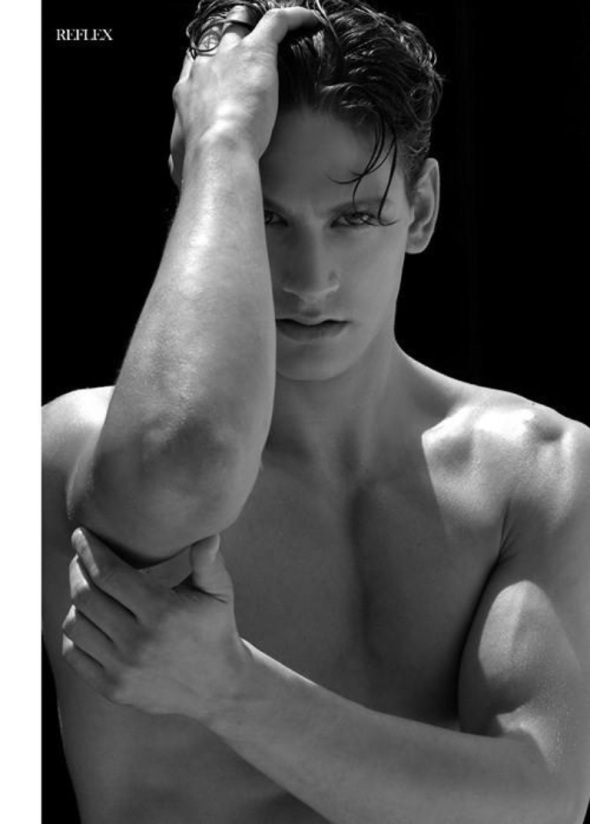Nuel McGough @ Reflex Homme #4 by Fabian Morassut 08