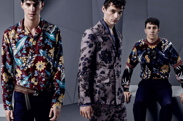 Alex Cunha + Andre Ziehe @ 'GQ Style' by David Roemer 05