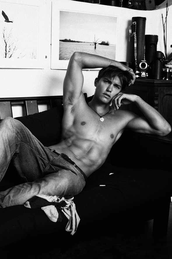 Lucas Garcez by Louis Daniel Botha 07