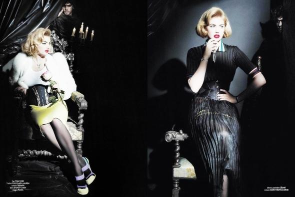 Marlon Teixeira @ CR Fashion Book #4 by Karl Lagerfeld 03