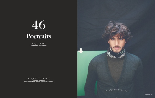 Marlon Teixeira @ Forget Them Magazine #5 by Alan Chies 01