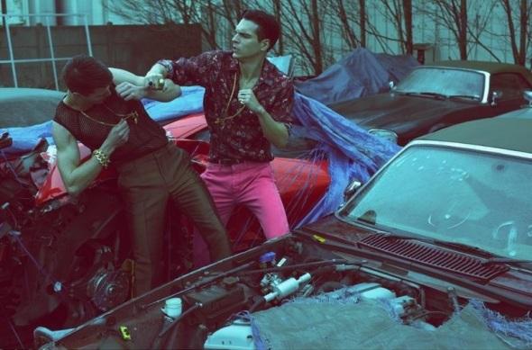 Alex Cunha + Arran Sly @ Mens Uno by Jumbo Tsui 04