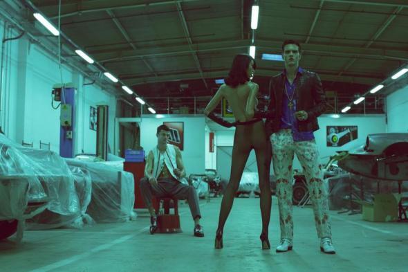 Alex Cunha + Arran Sly @ Mens Uno by Jumbo Tsui 05