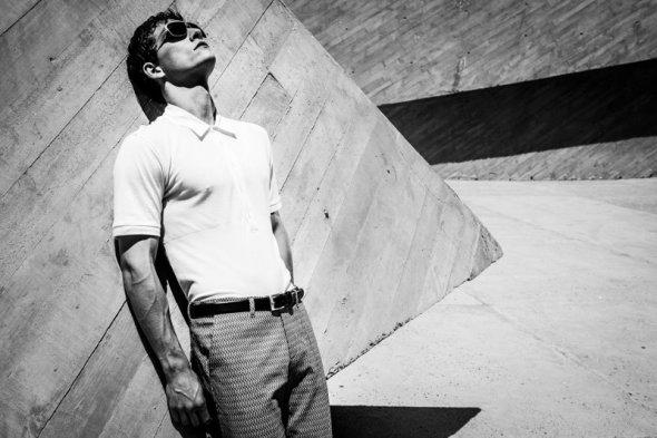 Alex Cunha @ Drykorn SS14 by Daniel Woeller 16