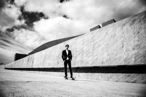 Alex Cunha @ Drykorn SS14 by Daniel Woeller 19