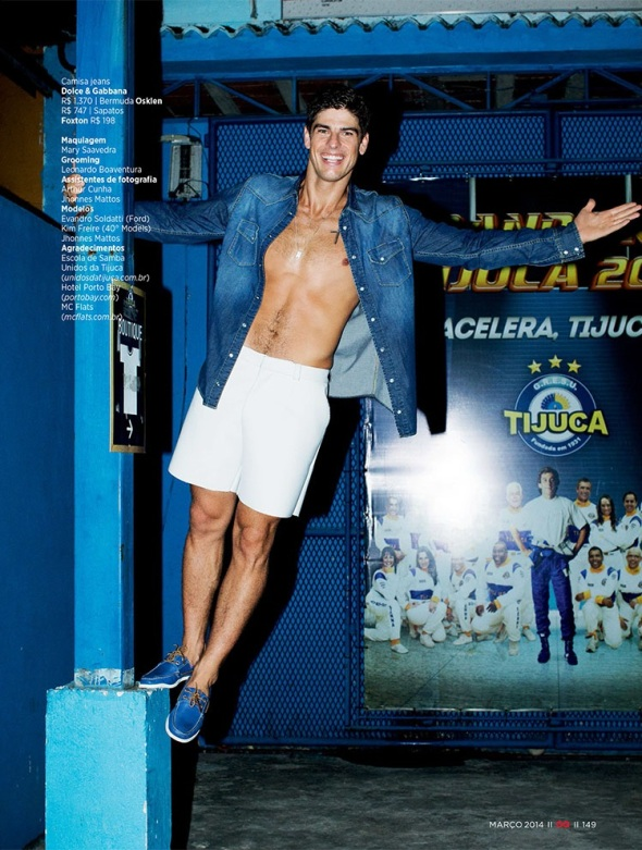 Evandro Soldati @ GQ Brasil by Doug Inglish 01