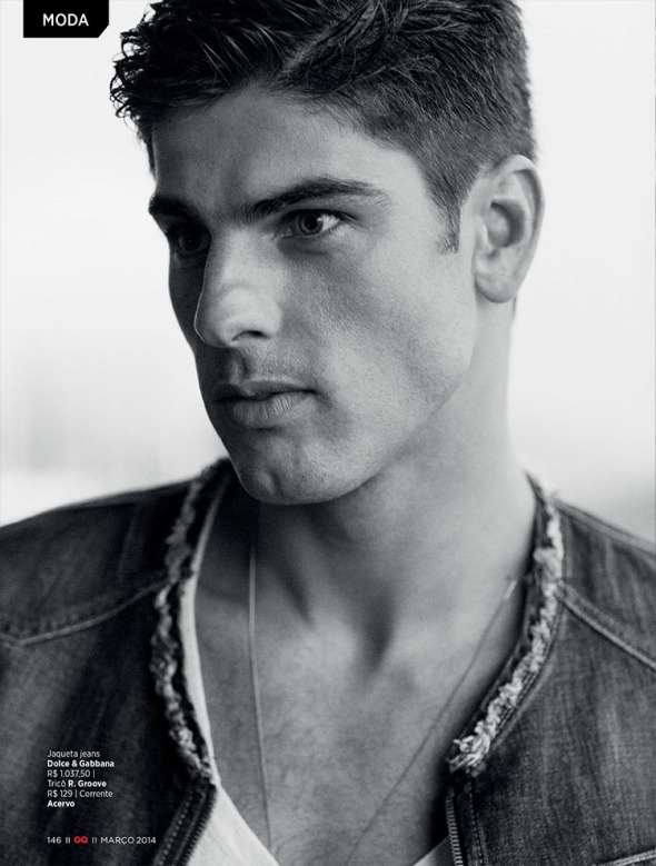 Evandro Soldati @ GQ Brasil by Doug Inglish 03