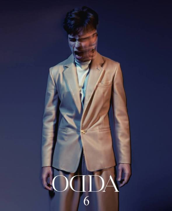Francisco Lachowski @ ODDA Magazine #6 by Marco Falcetta