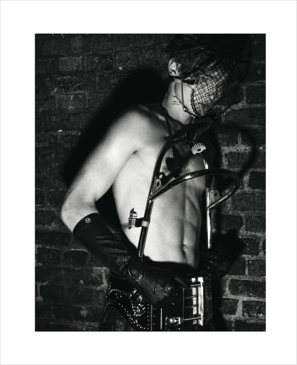Josué Wiese @ ODDA Magazine #6 by Steeve Beckouet 06