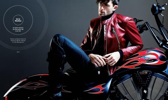 Rafael Lazzini @ Inked Magazine by  Micharl Dwornik 01
