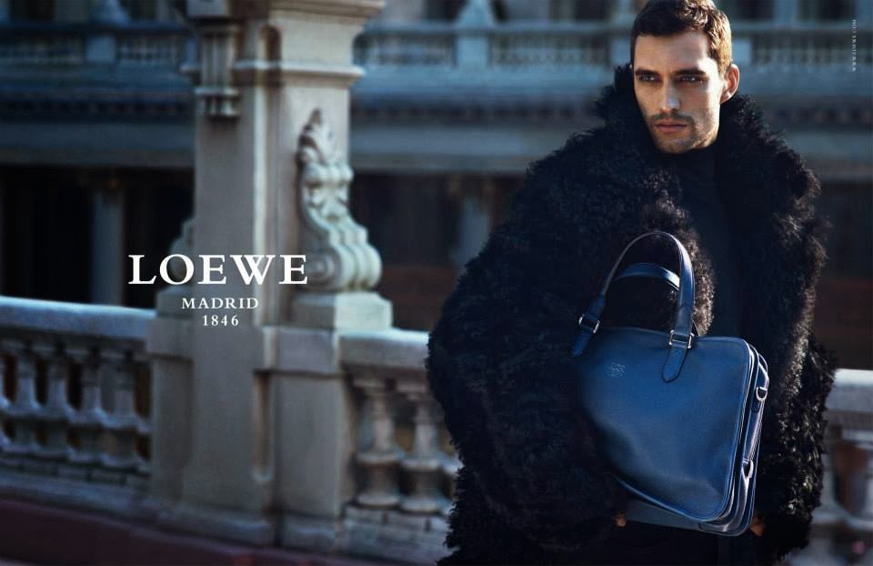 Loewe одежда официальный